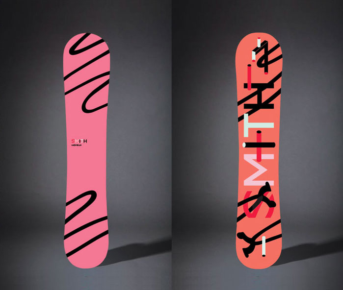 krispy krush, Snowboard proposal, designs