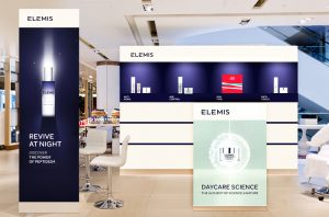 krispy krush, Elemis, in store