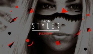 krispy krush, Revlon, the Festival Styler