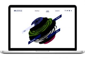 krispy krush, M-verse, website, DMA music identity